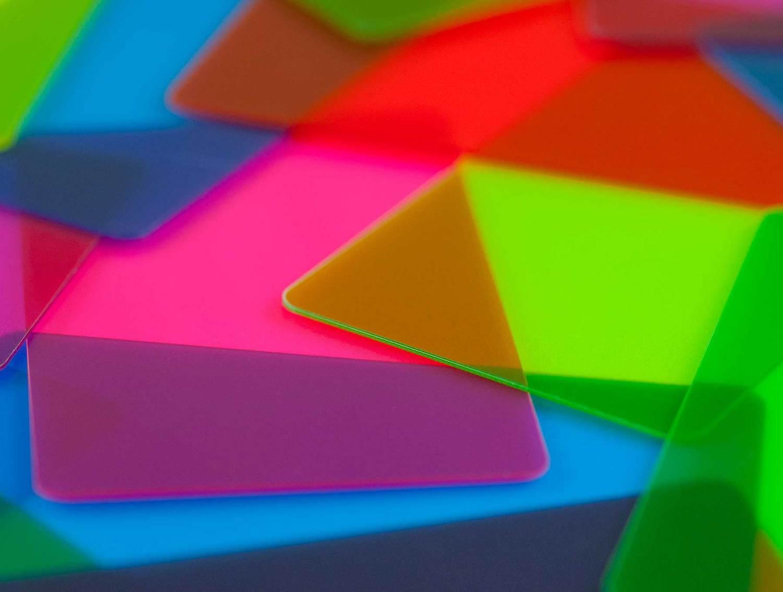 Plastic Business Cards — PlasmaDesign
