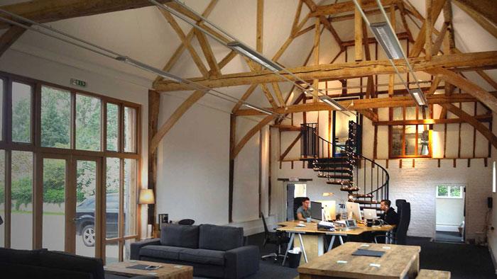Photo of design studio