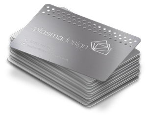 Metal card icon