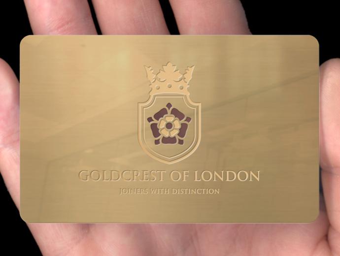Metal business cards plasmadesign original metal cards colourmoves