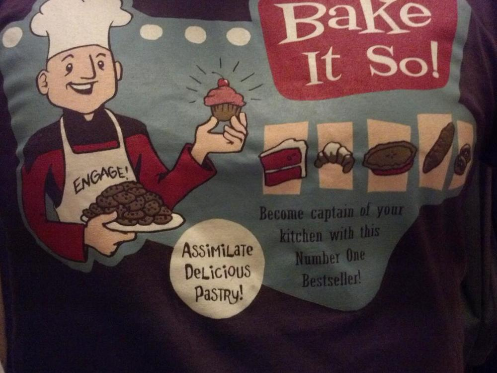 Bake it so!