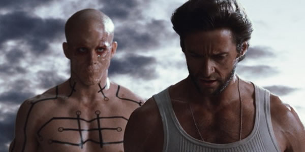 Deadpool in  Wolverine: Origins  - Source: FOX