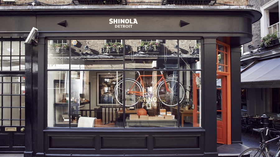 Shinola building a new iconic brand around all-American manufacturing.