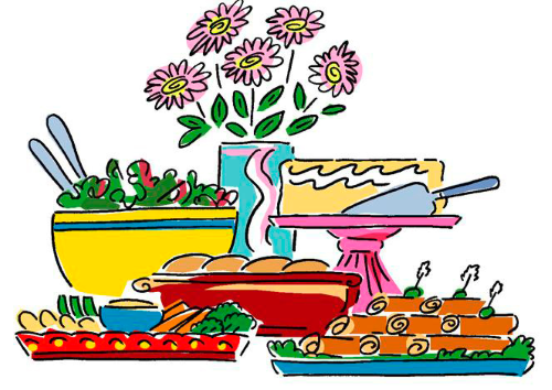 The Welcome Back Potluck is scheduled for 9/8 at 6:30PM.  Click here to sign up.
