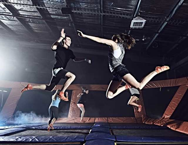 Jr Youth Fun Friday Event: SkyZone Oct 13th, 7-8:30 pm. Carpools leave church at 6:15. Click here to Sign up