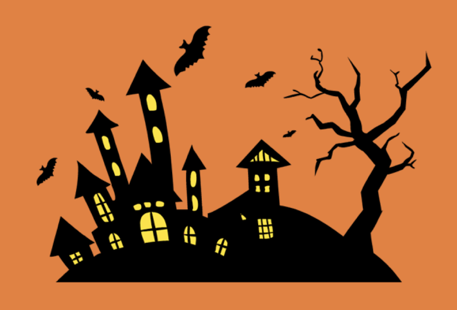 """Join us on Saturday,Oct 28 from 3-5 pm for our """"Enchanted Chapel"""" (ages 3+) and from 7-9 pm for our """"Haunted Hallway"""" (teens only). Click here for more info."""
