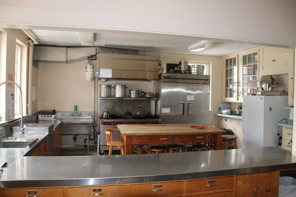 kitchen $100/4 hours, $200/8 hours FOR NON-MEMBERS $50/ 4 hours, $100/ 8 hours FOR MEMBERS