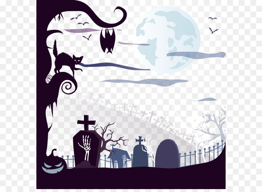 kisspng-halloween-cemetery-euclidean-vector-illustration-vector-halloween-graveyard-and-a-black-cat-skeleto-5a8b4d5054ef15.9097118615190787363479.jpg