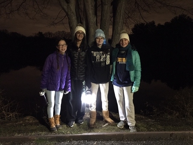 JUNIOR YOUTH NIGHT HIKE