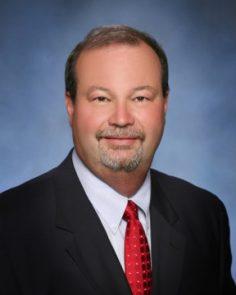 Deputy Mayor Greg Burchette