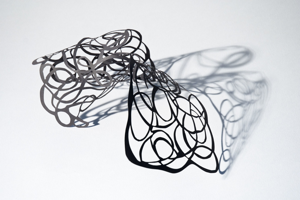 Sculpture made by student in previous workshop