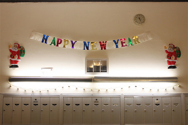 Happy New Year,  Vickisee Photography  (2012)