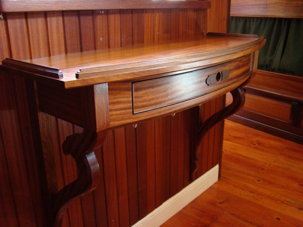 Galley Serving Table