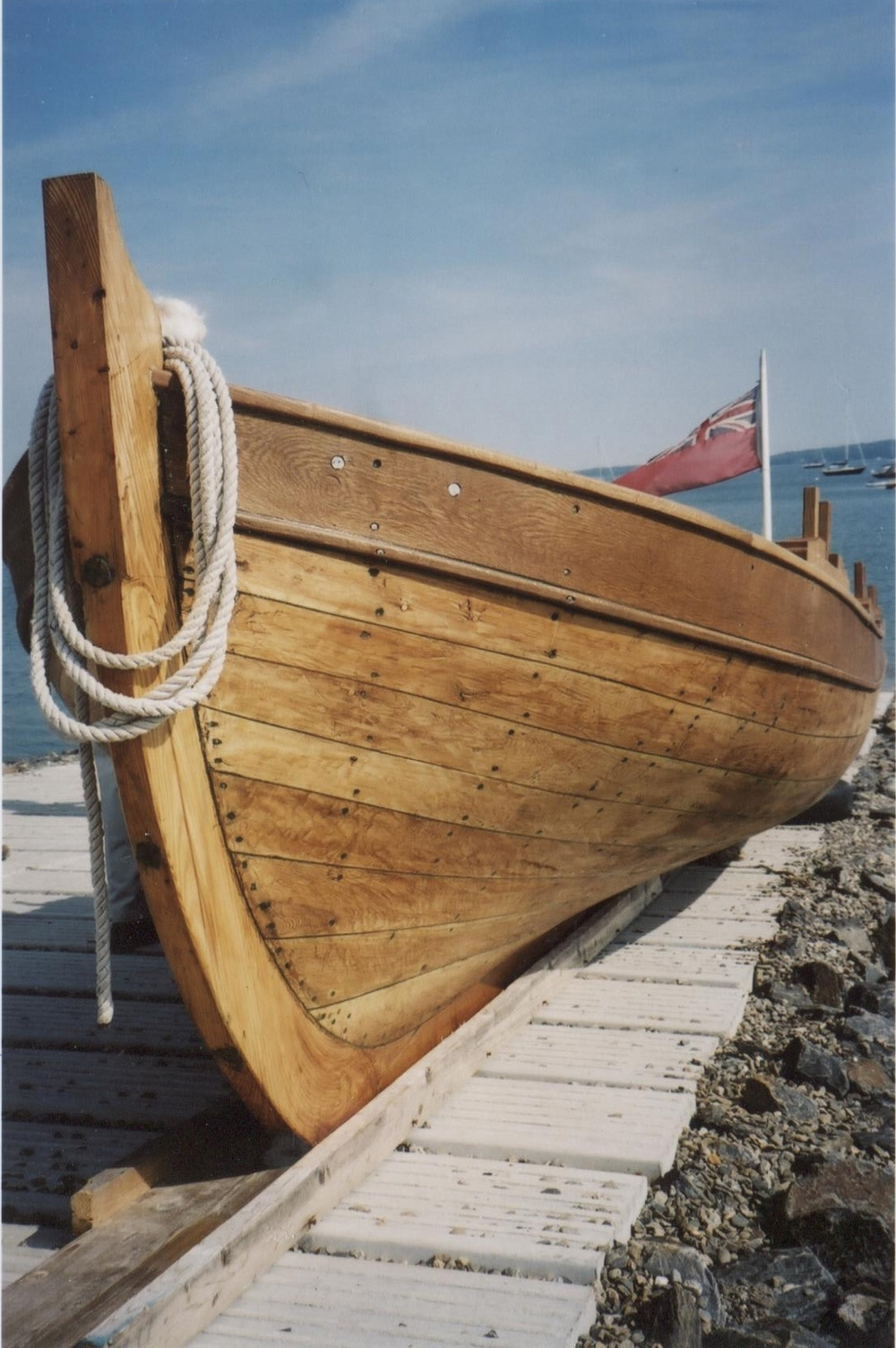 32' Pinnace, 1605 Replica