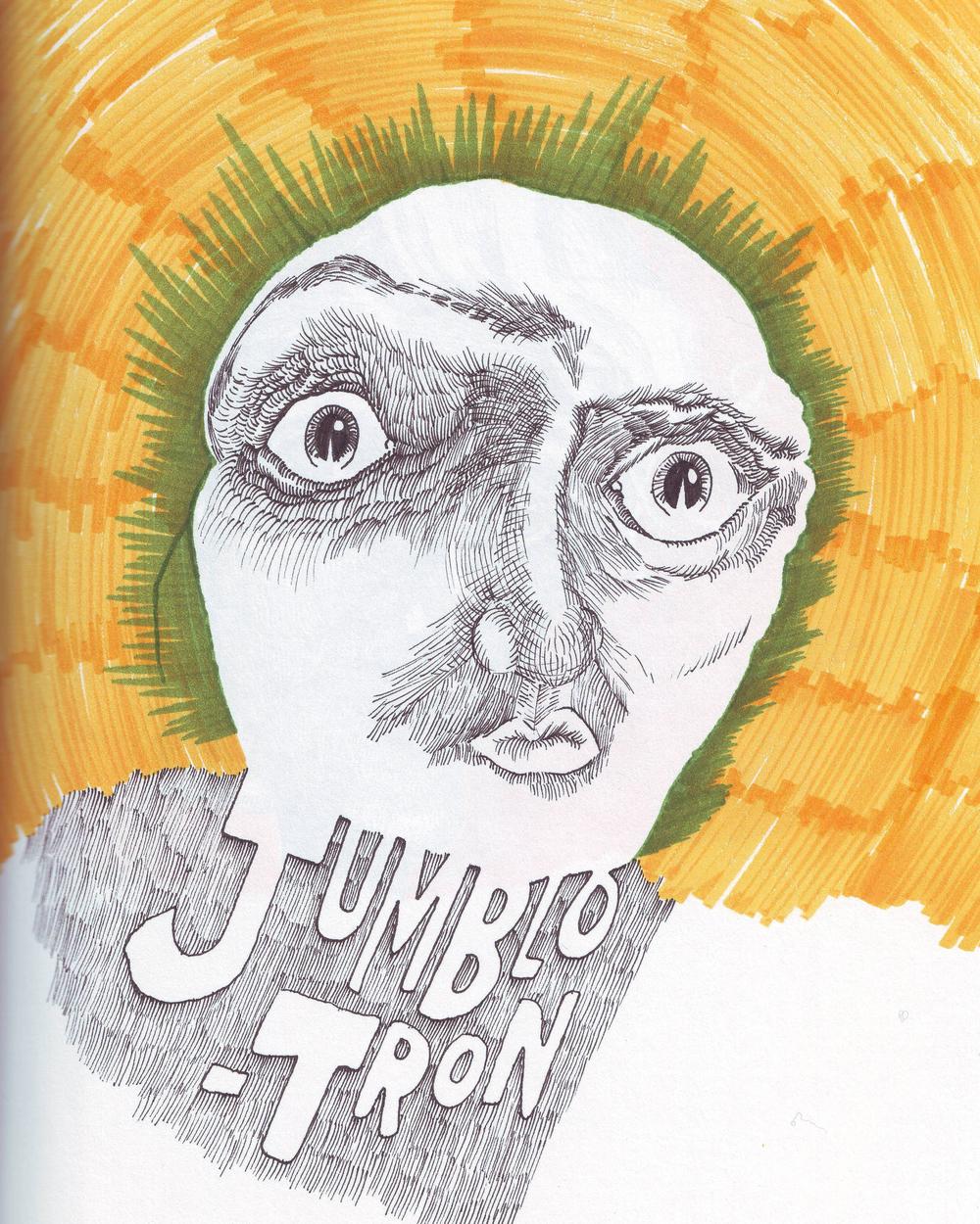 Jumblotron.