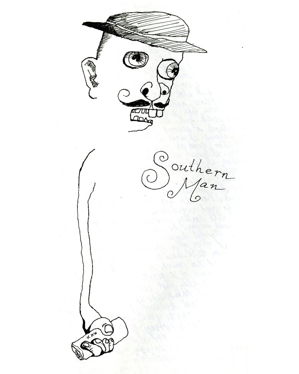 Southern Man.