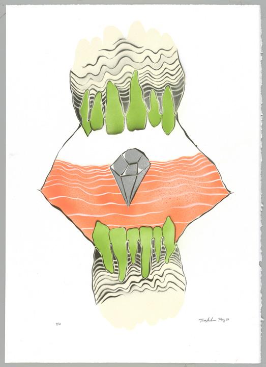 Internal Stone 7/10.