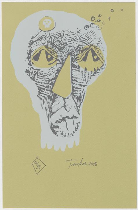 Skull #1.