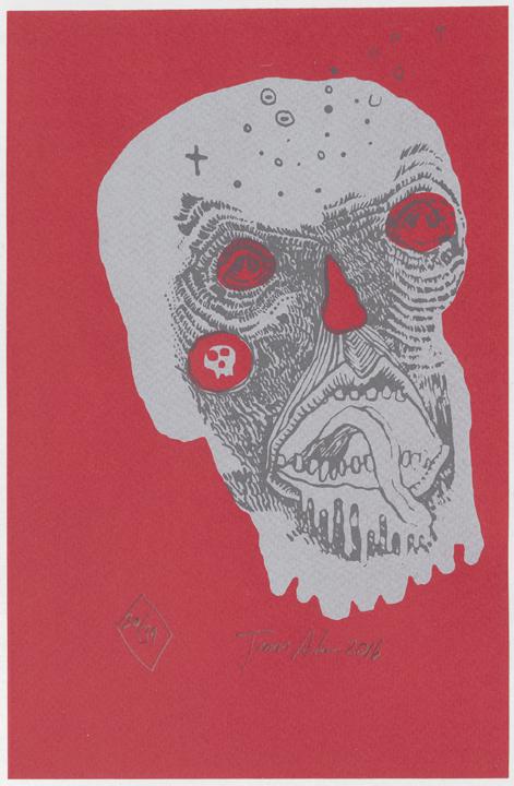Skull #2.