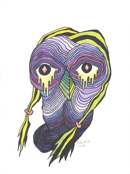 Pigtail Prism.