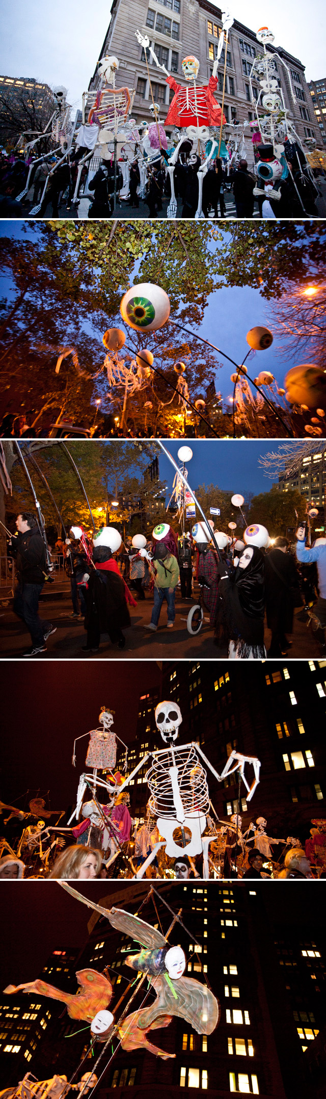 The 39th Annual Village Halloween Parade