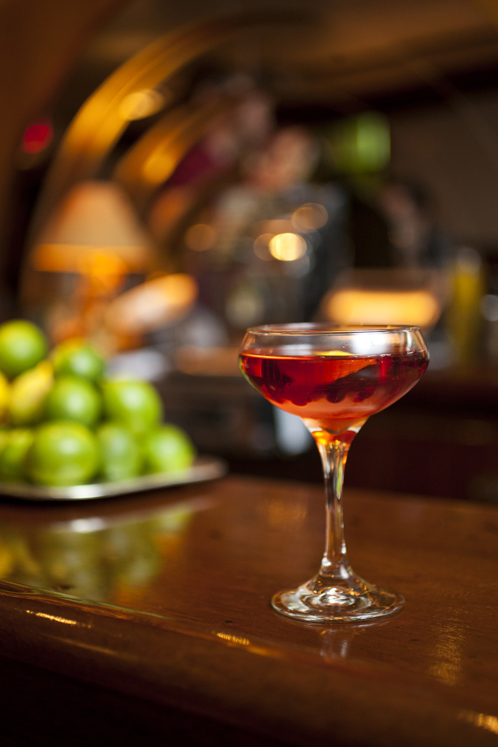 The Boulevardier at Long Island Bar