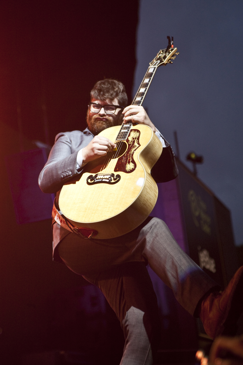 The Decemberists at Prospect Park Bandshell