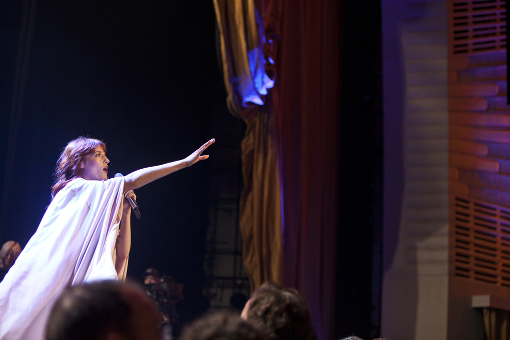 Florence and the Machine at Radio City Music Hall