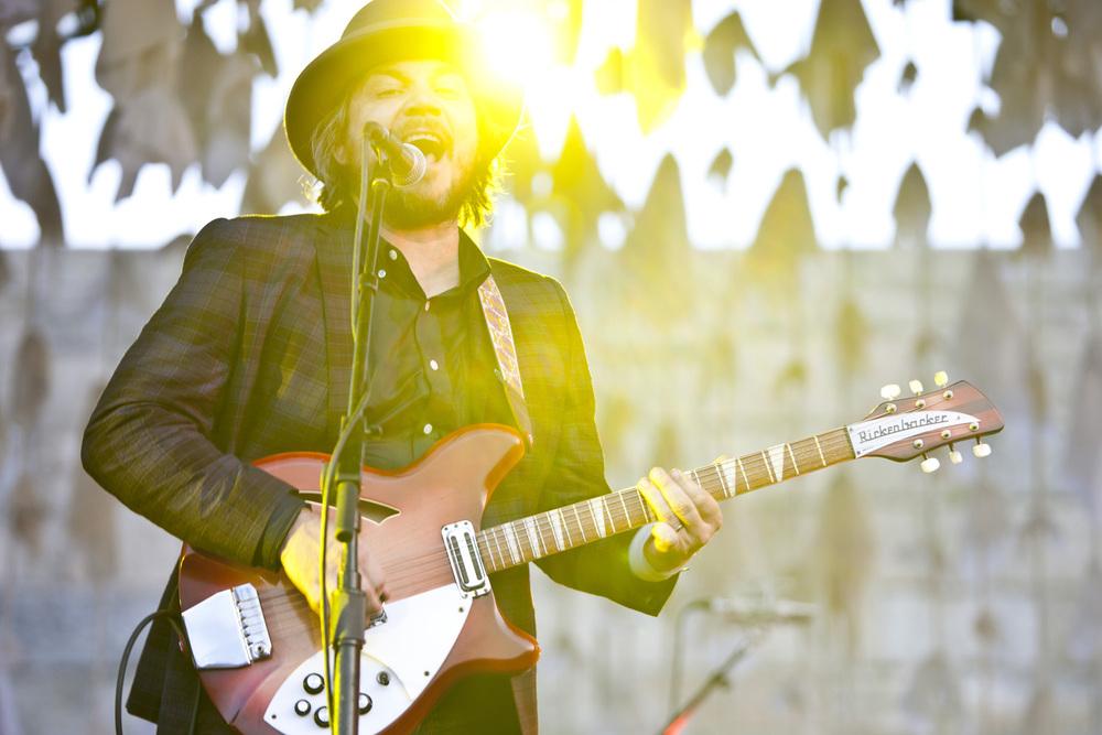 Wilco at Newport Folk Festival