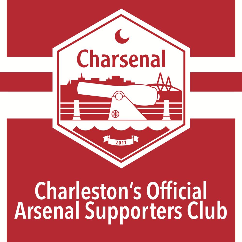 Charsenal Square Flag