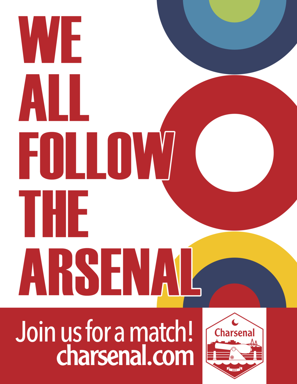 We All Follow The Arsenal (pdf)
