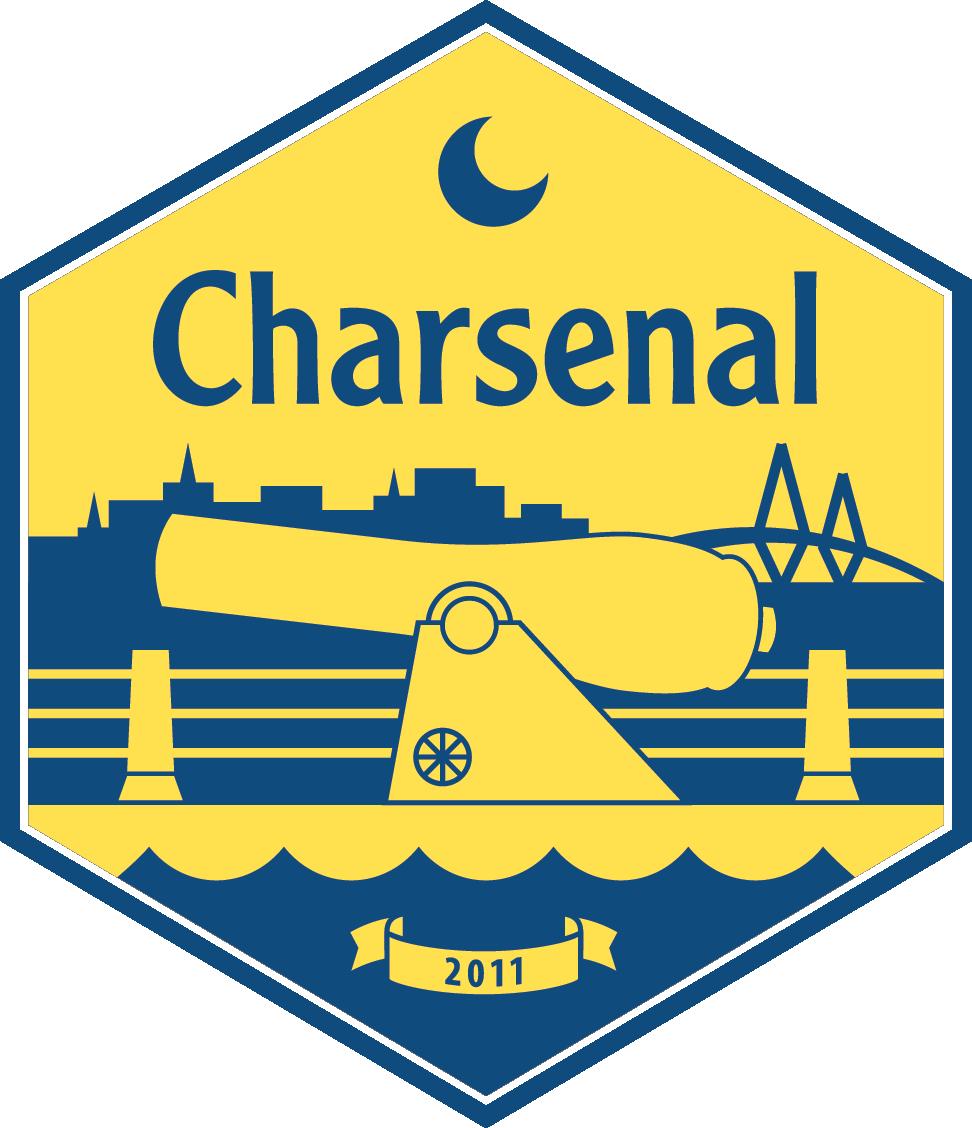 Charsenal Away Logo