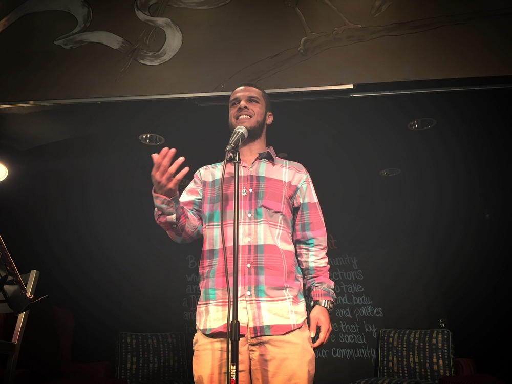 BUSBOYS AND POETS YOUTH OPEN MIC - OCTOBER 4TH, 2014