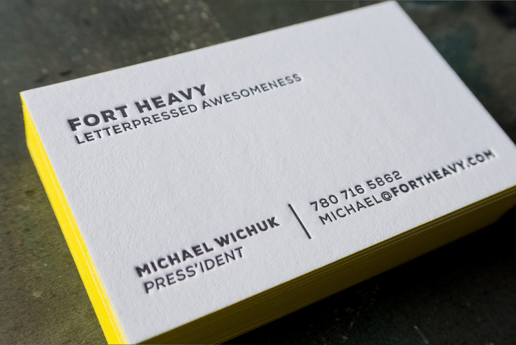 Fort heavy business cards fort heavy dsc1700g reheart Image collections