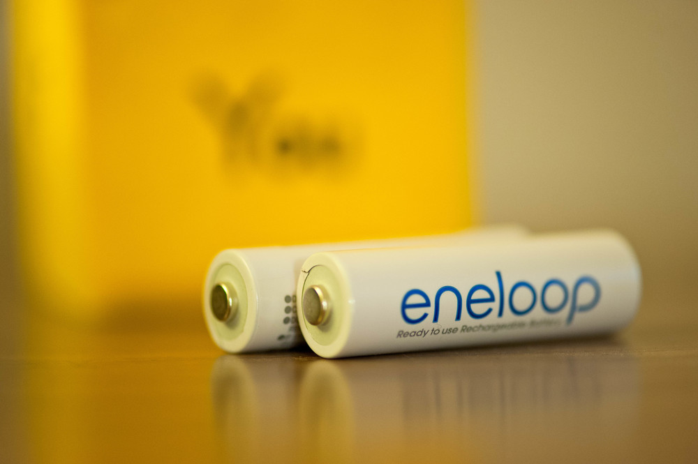 You and Eneloop