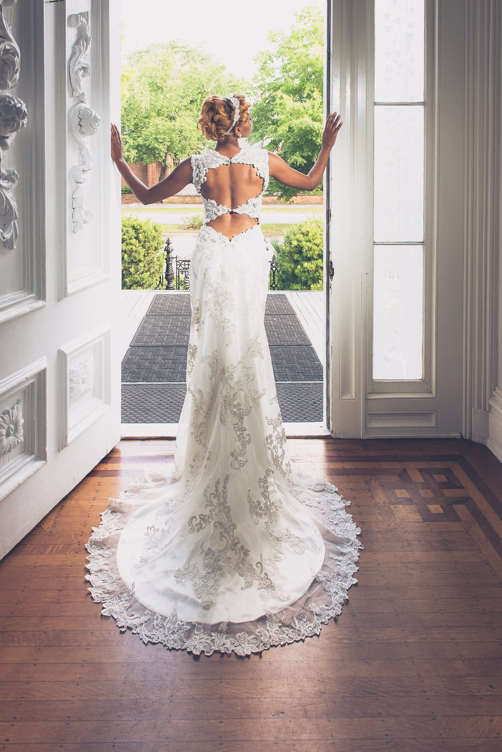 Bridal at Bellamy Mansion