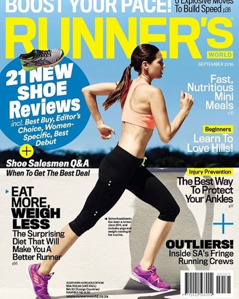 Runner's World Magazine Cover retouching. Shot by Nick Aldridge. Model: n/a @runnersworldza #covermodel #fitness #retoucher #retouching #fitnessphotography #wacom #retouchrepublic_tearsheets #retouchrepublic