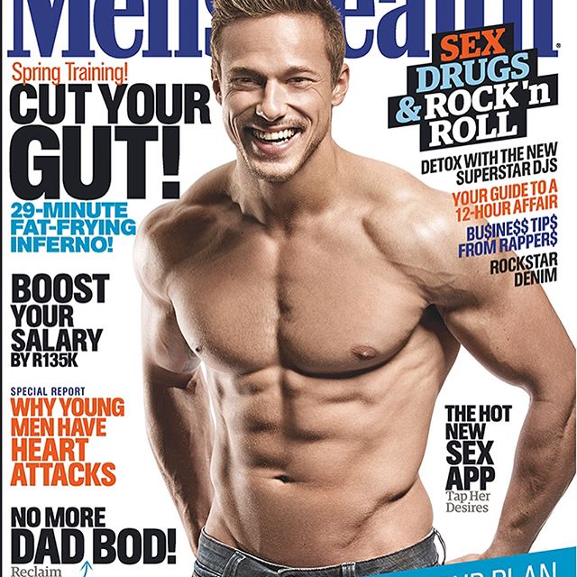 Men's Health South Africa Cover Retouching. Shot by Byron L. Keulemans. Creative Director: Robert Cilliers. Model: Angelo Picoto  @menshealthza @angelopicoto1 @byronlkeulemans @robdcilliers #covermodel #fitness #retoucher #retouching #fitnessphotography #wacom #retouchrepublic_tearsheets #menshealth #retouchrepublic