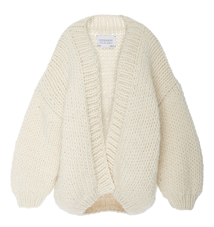 Slouch Knit Cardigan<br><strong>I Love Mr. Mittens</strong>