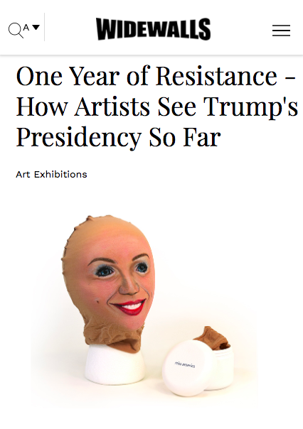 Widewalls One Year of Resistance