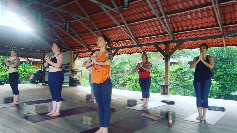 WanderFreely: Costa Rica Empowerment Yoga Retreat — WanderFreely