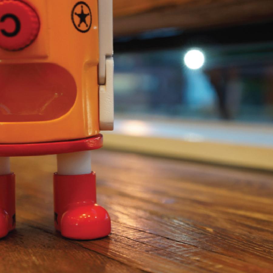Connell Gashapon   Toy Design