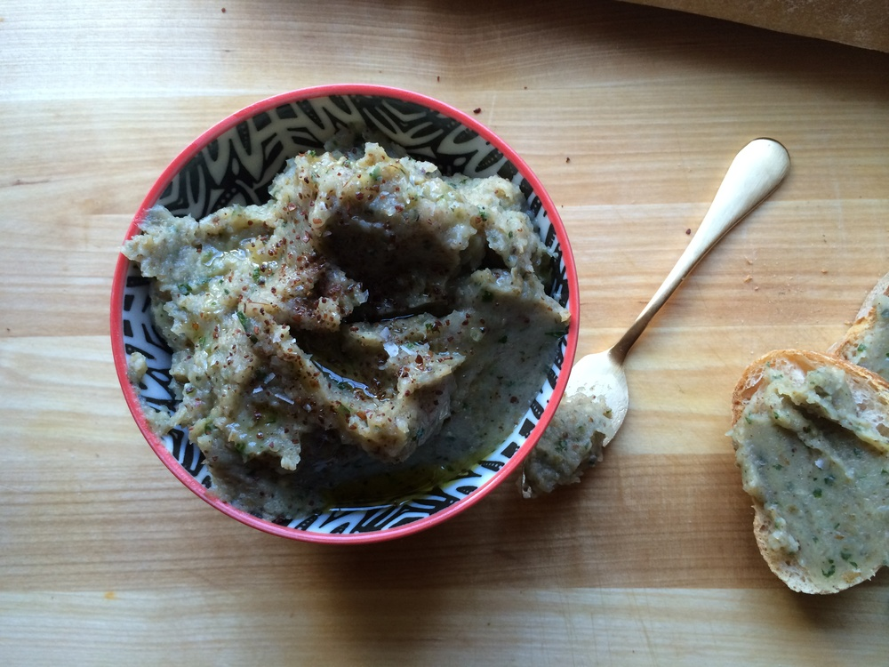 Roasted Sunchoke Spread