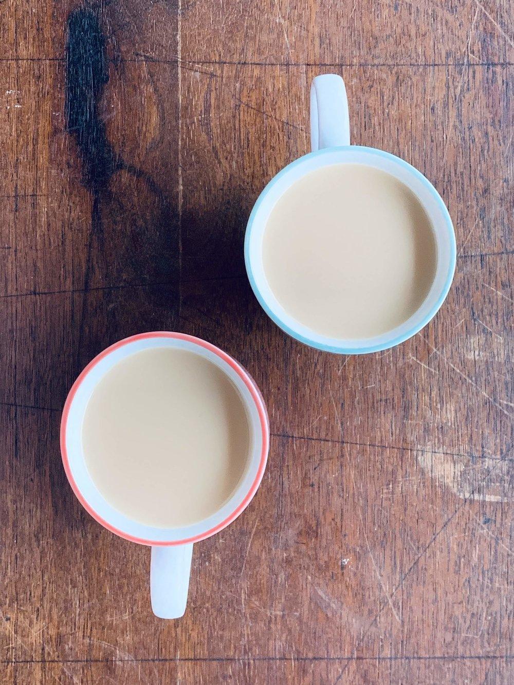 Spiked Chai Tea