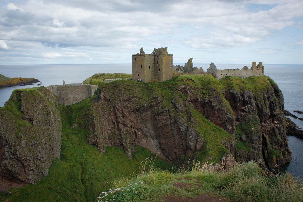 Dunnottar Castle, Aberdeenshire