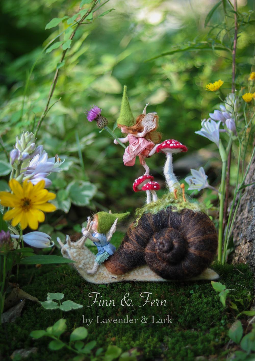 Finn & Fern by Lavender & Lark