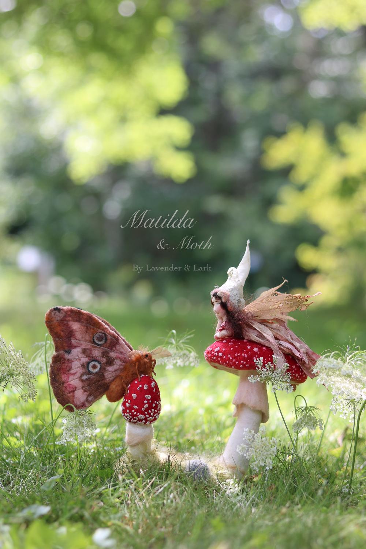 Matilda & Moth by Lavender & Lark