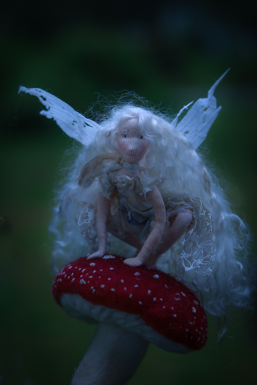 Moon Sylph by Lavender & Lark