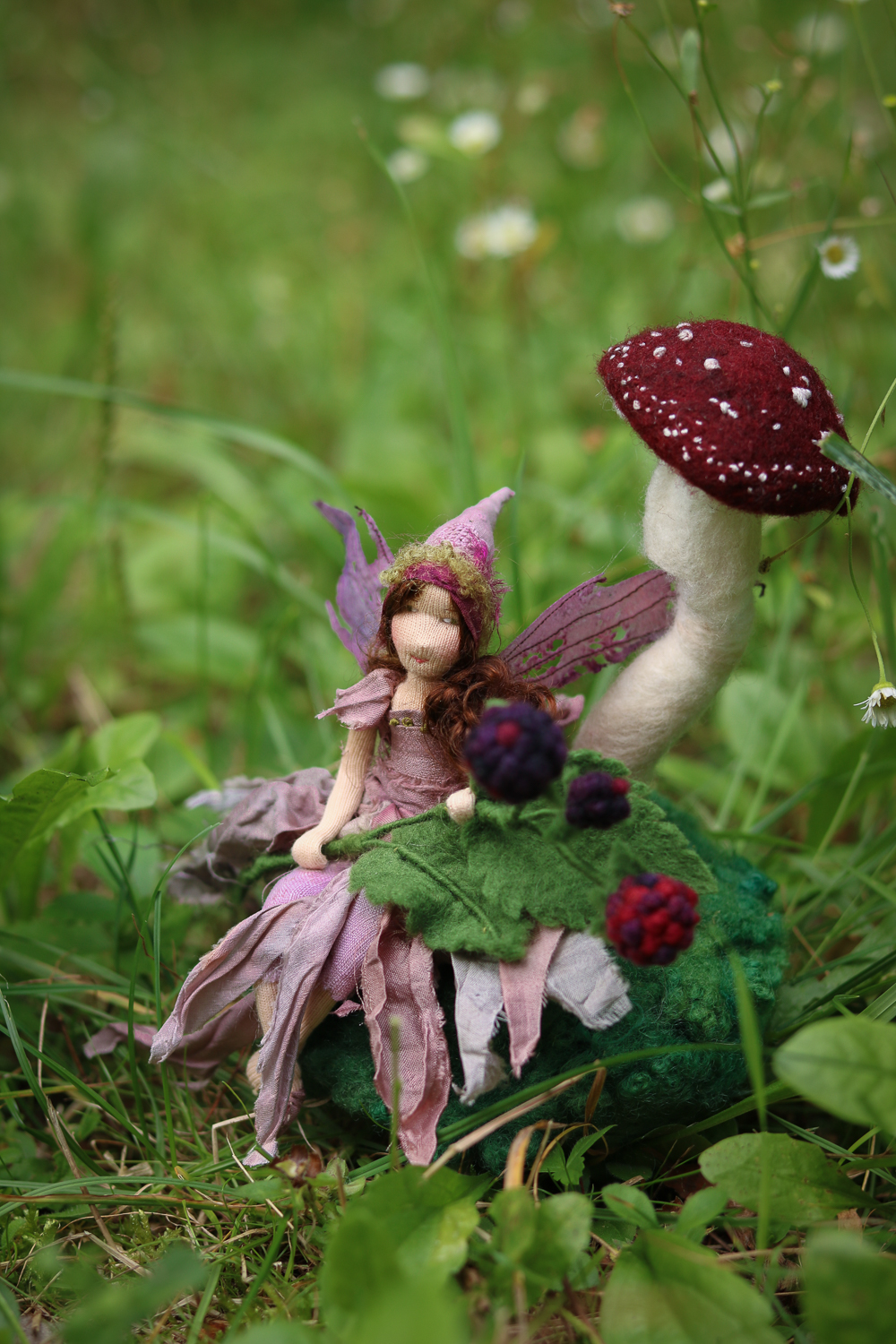 The Blackberry Faeries