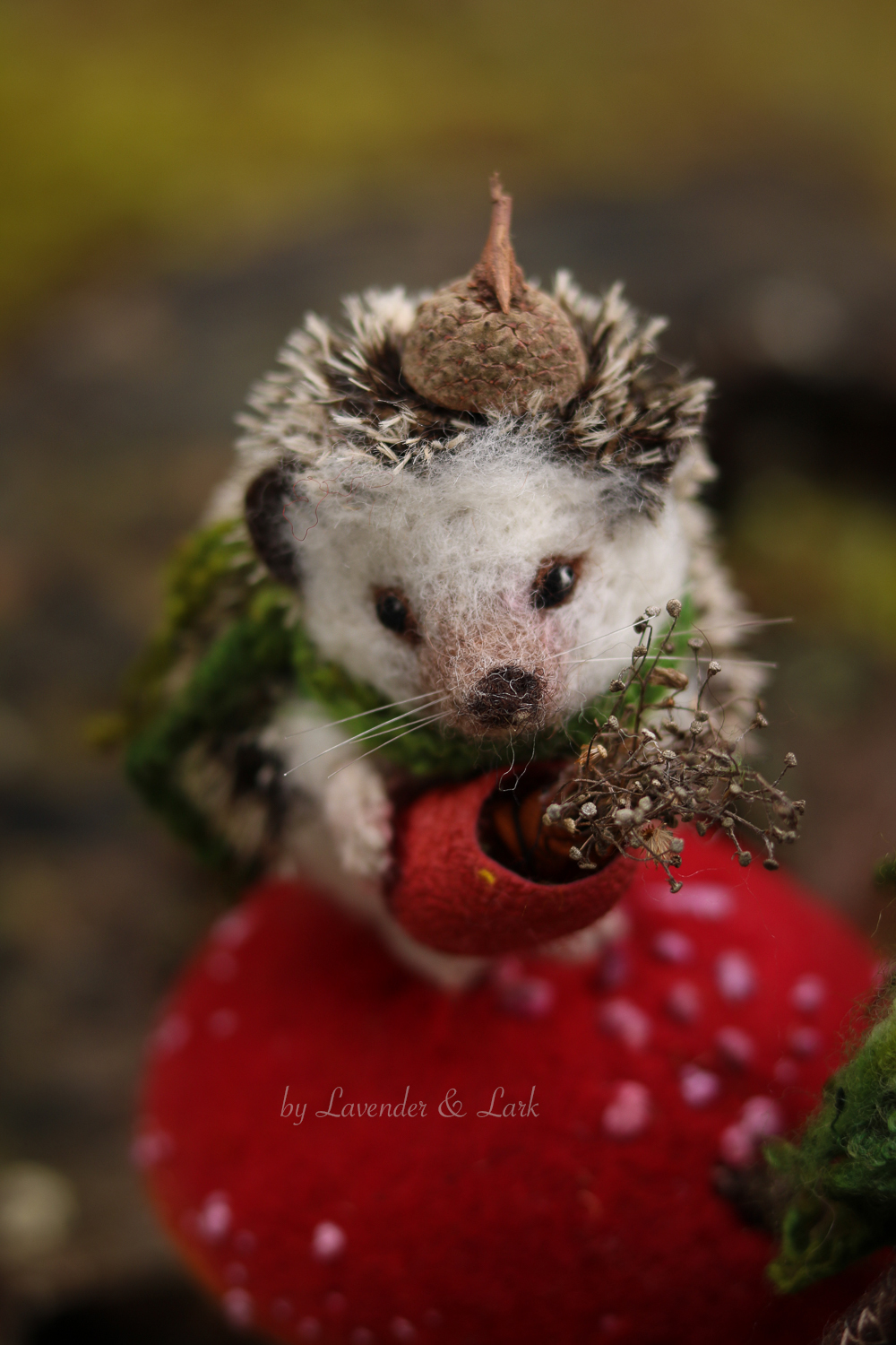 Hattie & Hedgie by Lavender & Lark